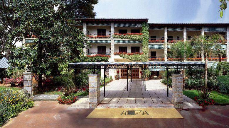 Augustus Hotel  and  Resort Exterior