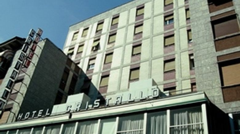 Cristallo Hotel Exterior
