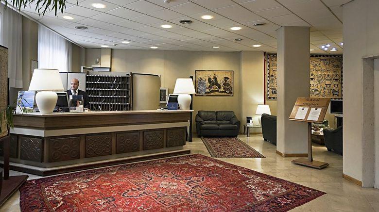 Hotel Palace Masoanris Lobby
