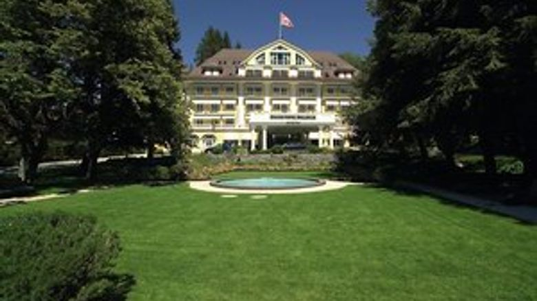 Grand Hotel Bellevue Exterior