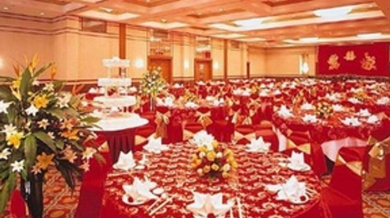 Golden Flower Hotel Xian Banquet
