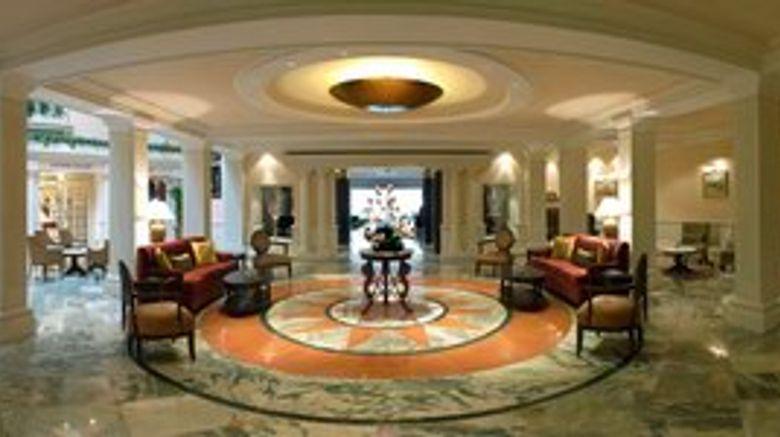 The Claridges, New Delhi Lobby