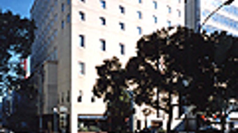 RIHGA Hotel Zest Takamatsu Exterior