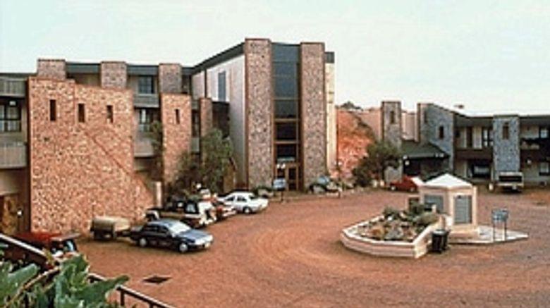 Desert Cave Hotel Exterior