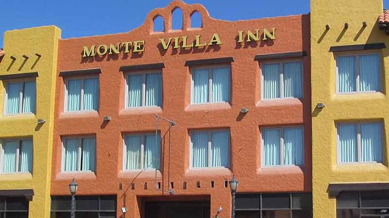 Monte Villa Inn Exterior