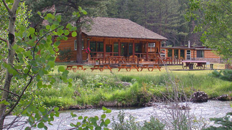 North Fork Ranch Exterior