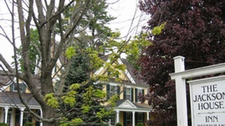 Jackson House Inn Exterior