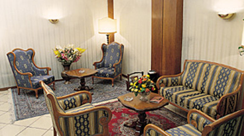 Hotel Basilea Lobby