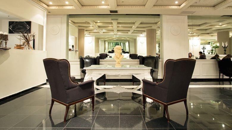 Unique Executive Chateau Lobby