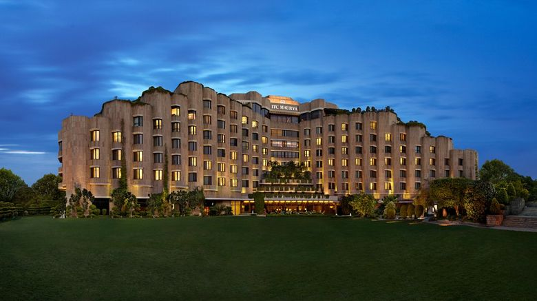 ITC Maurya, a Luxury Collection Hotel Exterior