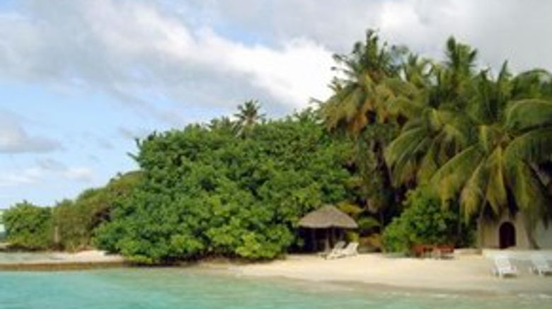 Nika Island Resort Exterior