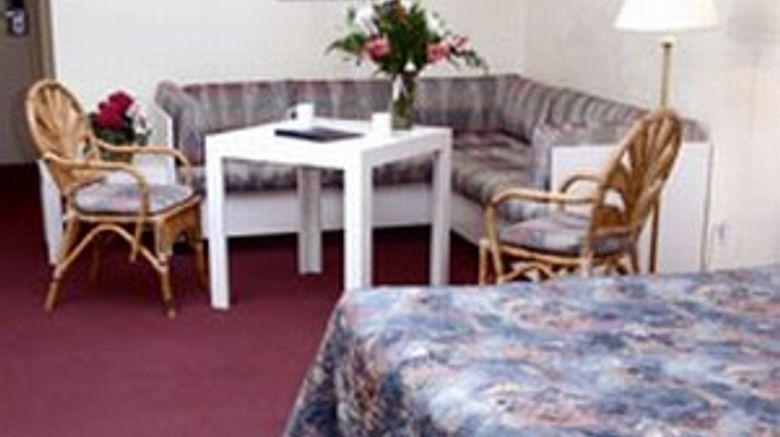 Argyll Plaza Hotel Room