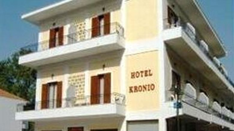 Kronio Hotel Exterior