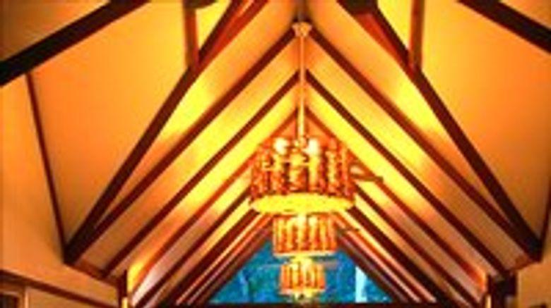 Silky Oaks Lodge Lobby