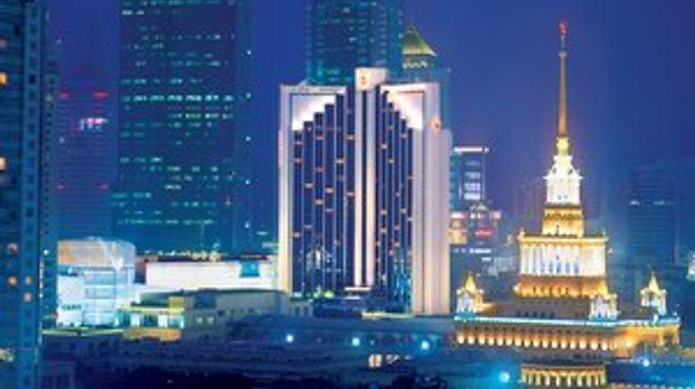 JC Mandarin Shanghai Exterior