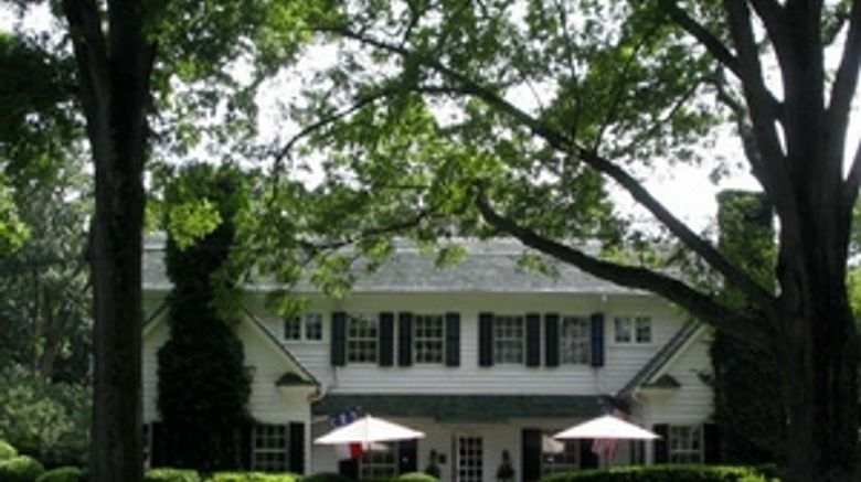 The Morehead Inn Exterior