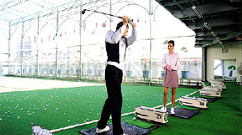 Lotte World Seoul Jamsil Golf