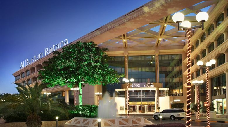 Moevenpick Grand Al Bustan Dubai Exterior