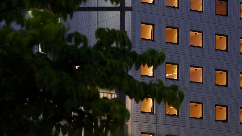 The b Ikebukuro Exterior