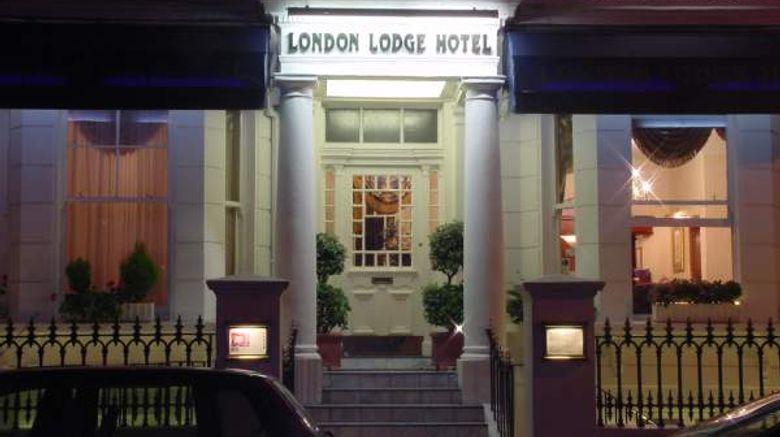 London Lodge Hotel Exterior