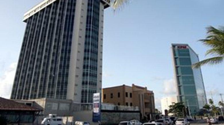 Recife PraiaHotel Exterior