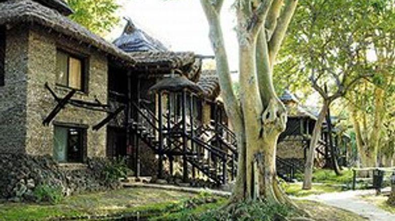 Sarova Shaba Game Lodge Exterior