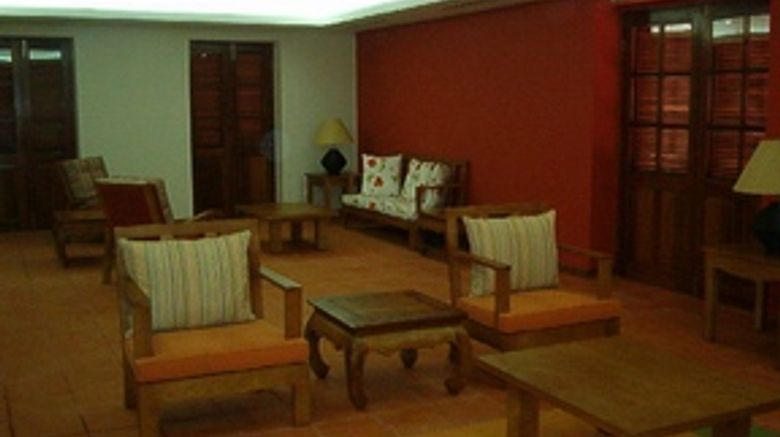 <b>Hotel Xaguate Lobby</b>