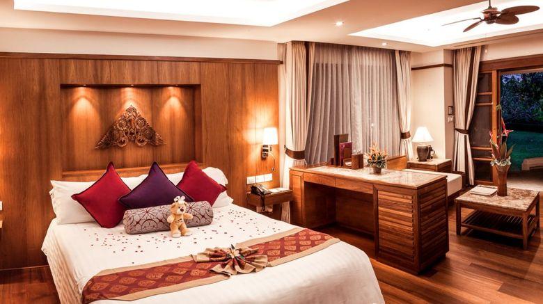 Santiburi Beach Resort, Golf  and  Spa Room