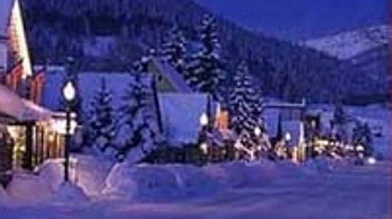 Elk Mountain Lodge Exterior