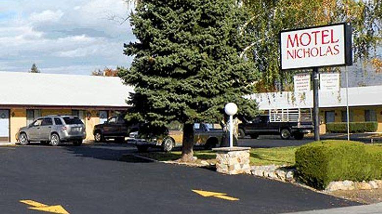 Motel Nicholas Exterior