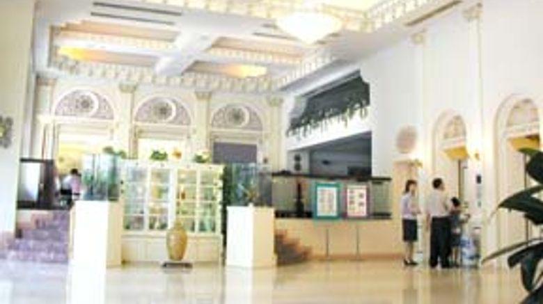 Lees Hotel Lobby