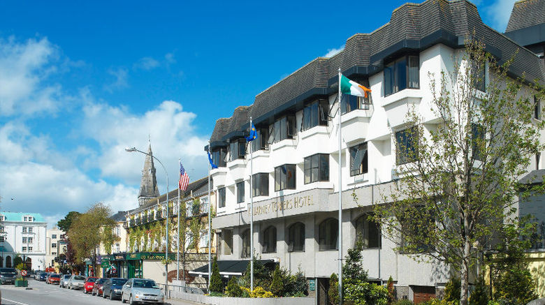 Killarney Towers Hotel  and  Leisure Centre Exterior