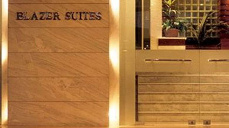 Blazer Suites Lobby