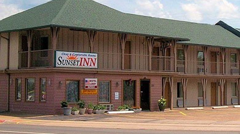Sunset Inn Exterior