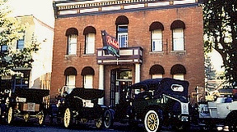 Rochester Hotel Exterior