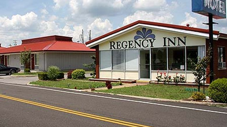 Regency Inn Eddyville Exterior