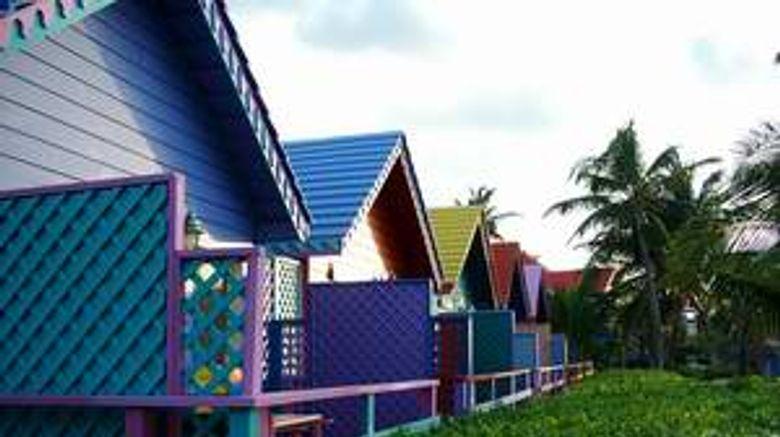 Compass Point Beach Resort Exterior