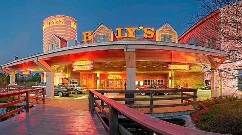 Ballys Tunica Casino Exterior