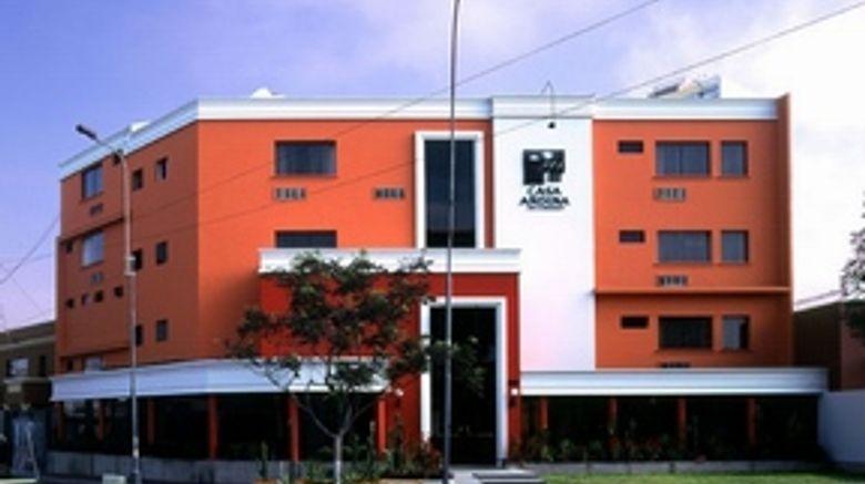 Casa Andina Standard Miraflores SAntonio Exterior