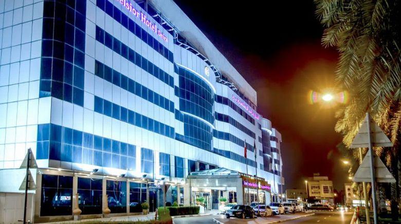 Grand Excelsior Hotel Deira Exterior
