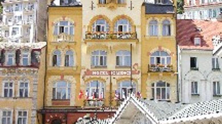 Hotel Romance Exterior