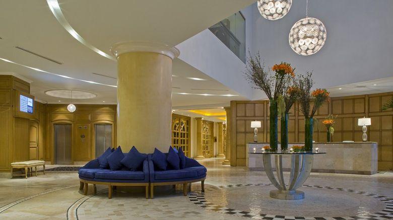 Sandos Cancun Hotel Resort  and  Spa Lobby