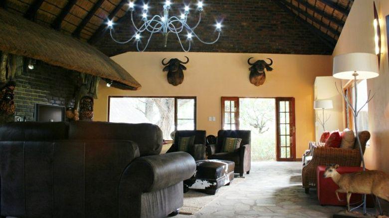 Mohlabetsi Safari Lodge Lobby