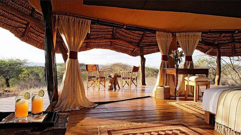 Elewana Lewa Safari Camp Room
