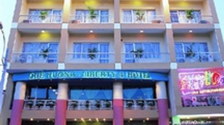 Liberty Hotel Saigon Parkview Exterior