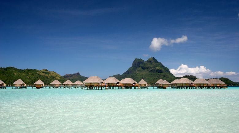 Bora Bora Pearl Beach Resort  and  Spa Exterior