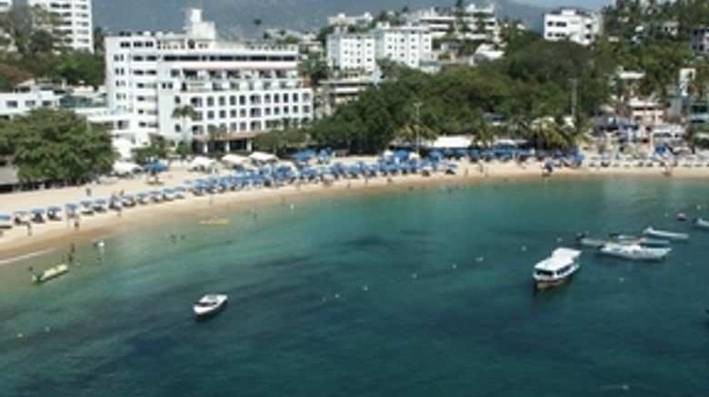 Hotel Acamar Beach Resort Exterior