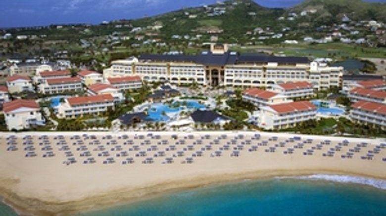 St Kitts Marriott  and  Royal Beach Casino Exterior