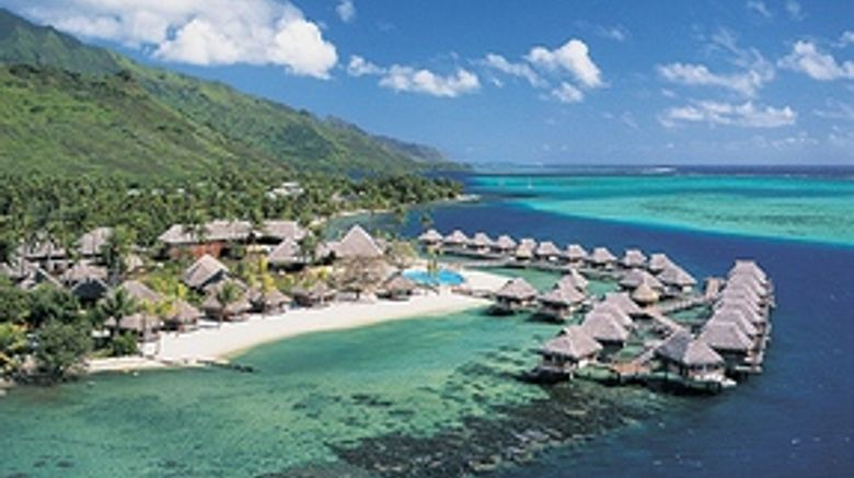 The Manava Beach Resort  and  Spa-Moorea Exterior