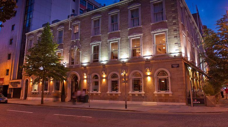 Ten Square Hotel Belfast, an Ascend Htl Exterior